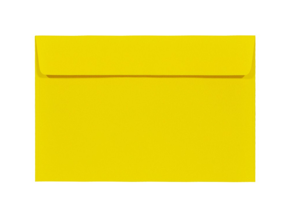 Kreative Envelope 120g - C6, Sun, yellow