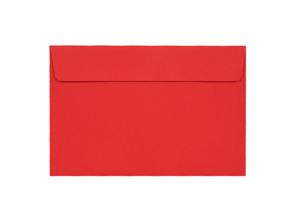 Kreative Envelope 120g - C6, Ruby, red
