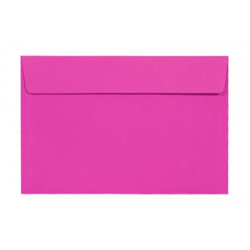 Koperta Kreative 120g C6 HK Magenta, różowa
