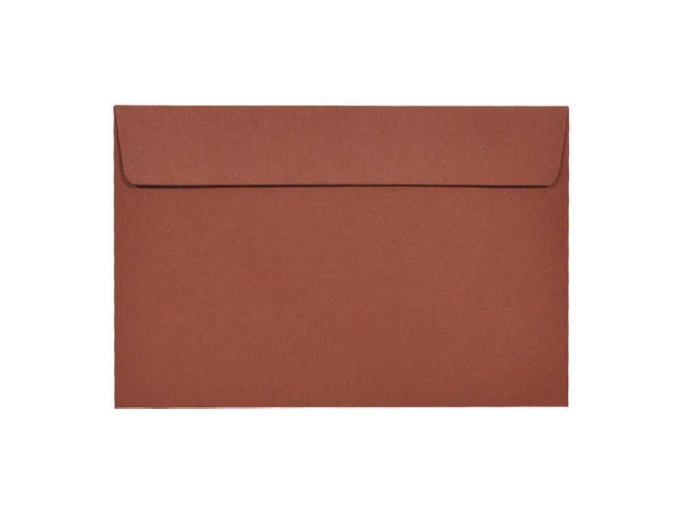 Kreative Envelope 120g - C6, Mocca, brown