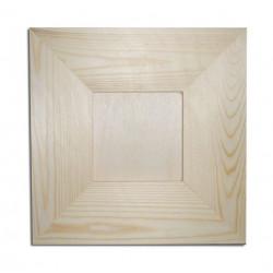 Ramka drewniana na zdjęcia - 23 x 23 cm