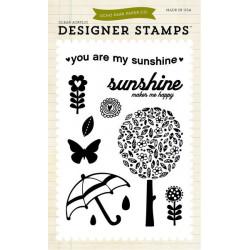 Stemple 10 x 15 cm - Echo Park - You Are My Sunshine