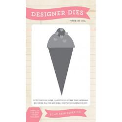 Wykrojnik - Echo Park- Ice Cream Cone