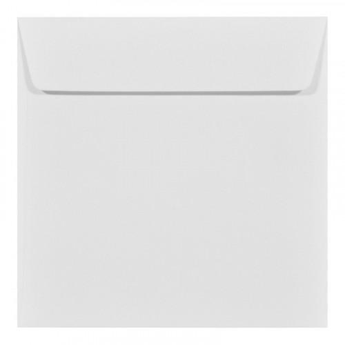 Koperta Lessebo 120g 17 x 17 biała