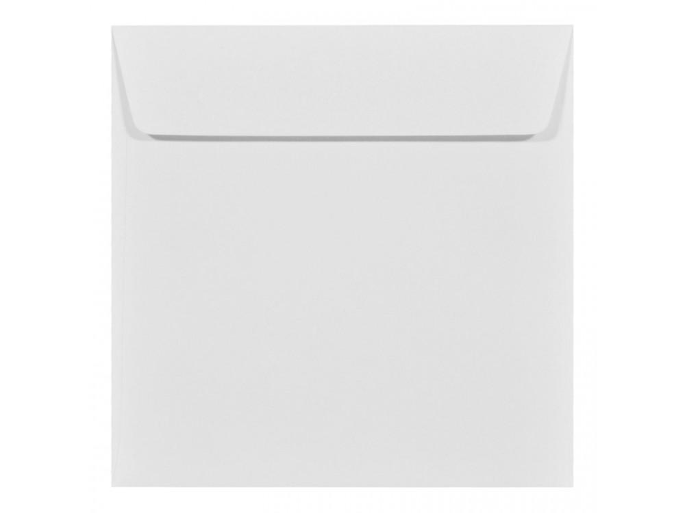 Koperta Lessebo 120g - 17 x 17 cm, biała