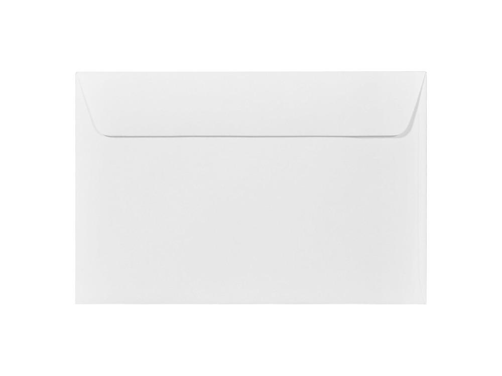 Koperta Rainbow 120g - C6, biała