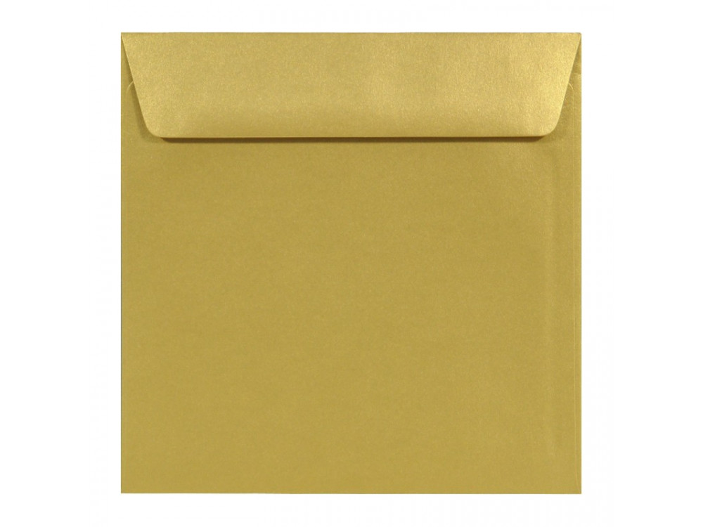 Koperta Sirio Pearl 110g - K4, Aurum, złota