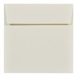 Acquerello textured envelope 120g - 17 x 17 cm, Avorio, cream
