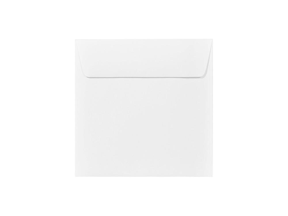 Koperty Amber 100g - 14 x 14 cm, białe, 500 szt.