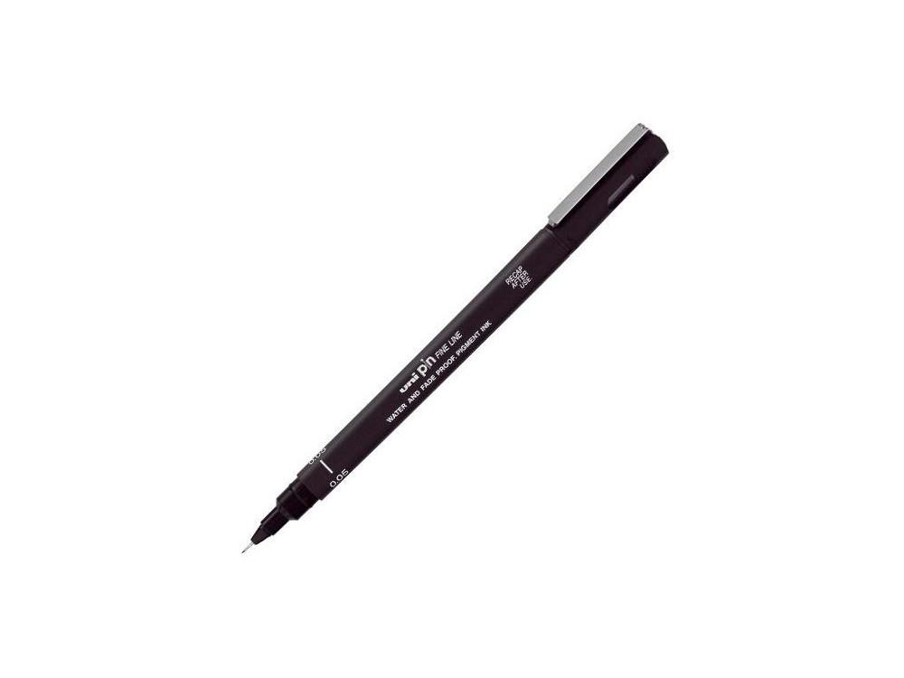 Cienkopis PIN-200 - UNI - czarny