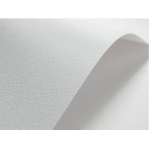Papier ozdobny Elfenbens Młotek Drobny (502) 246g biały