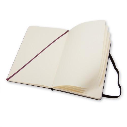 Notatnik Moleskine - Plain Black Hard Pocket