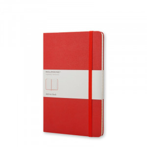 Adresownik Moleskine - Address Book - Red Pocket