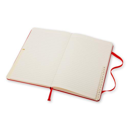 Adresownik Moleskine - Address Book - Red Pocket