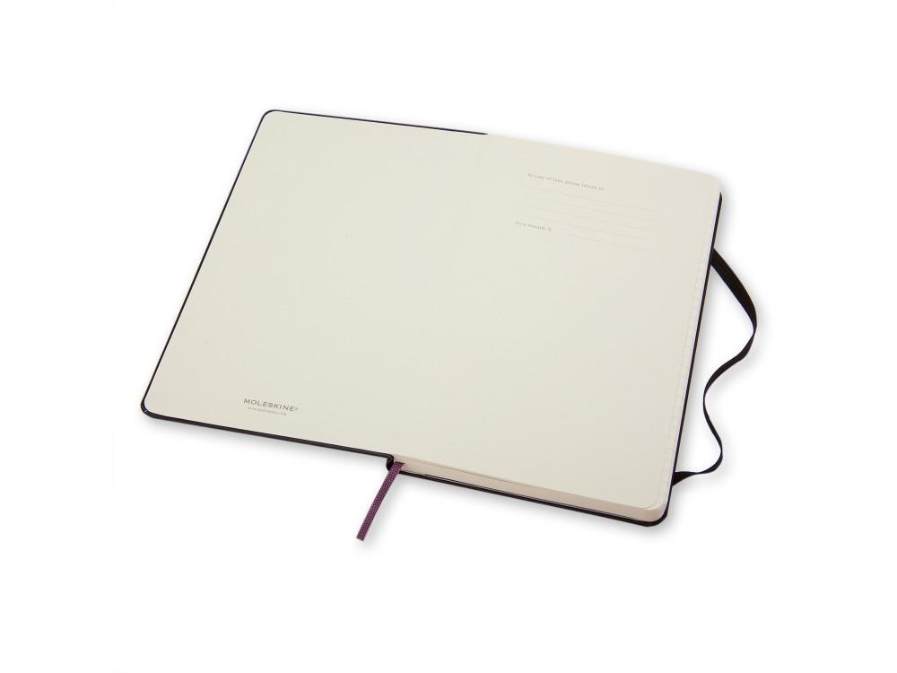 Ruled Notebook - Hard - Large - Moleskine