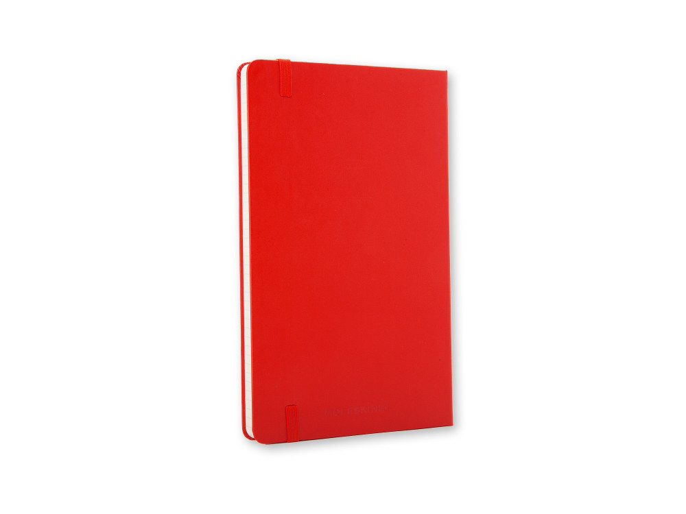 Squared Red Notebook - Hard - Large - Moleskine