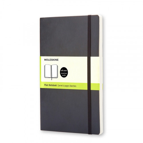 Notatnik Moleskine - Plain Soft Large