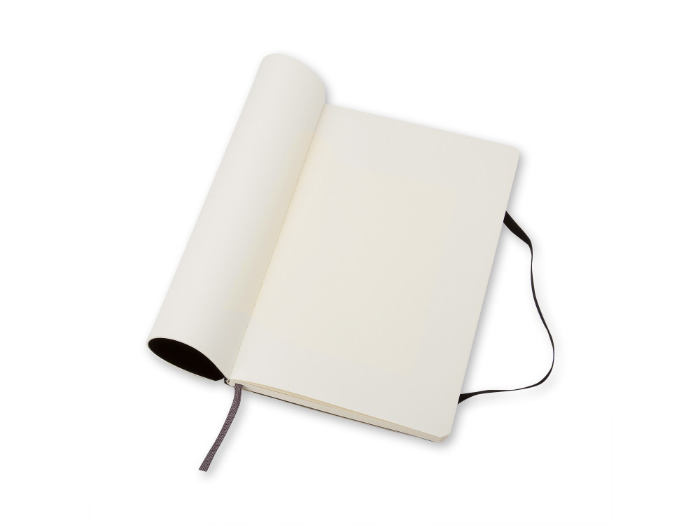 Plain Soft Notebook - Large - Moleskine
