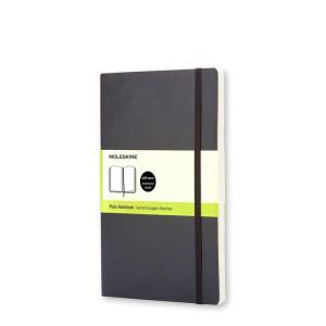 Notatnik Moleskine - Plain Soft Pocket S