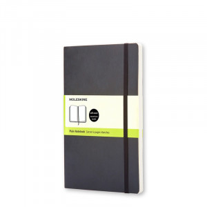 Notatnik Moleskine - Plain Soft Pocket S