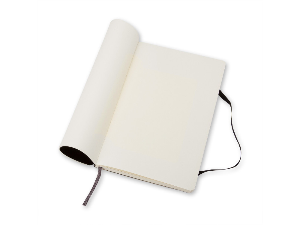 Plain Soft Notebook - Pocket - Moleskine