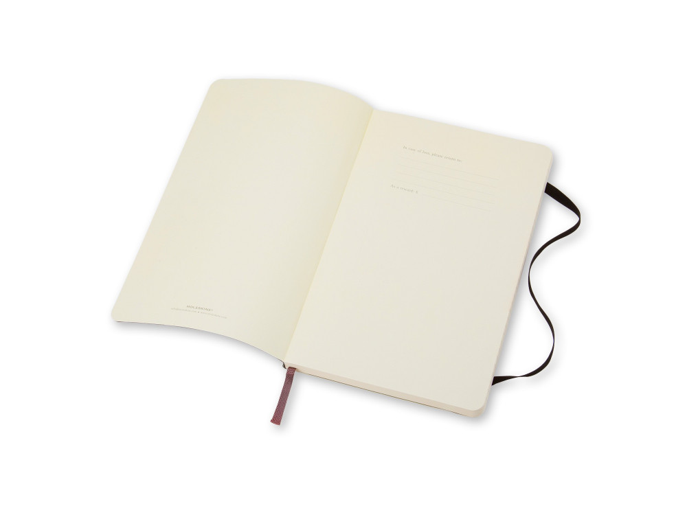 Ruled Soft Notebook - Pocket - Moleskine