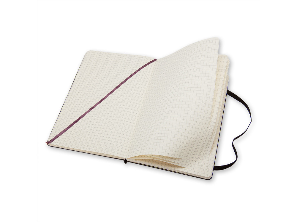 Squared Notebook - Hard - Pocket - Moleskine
