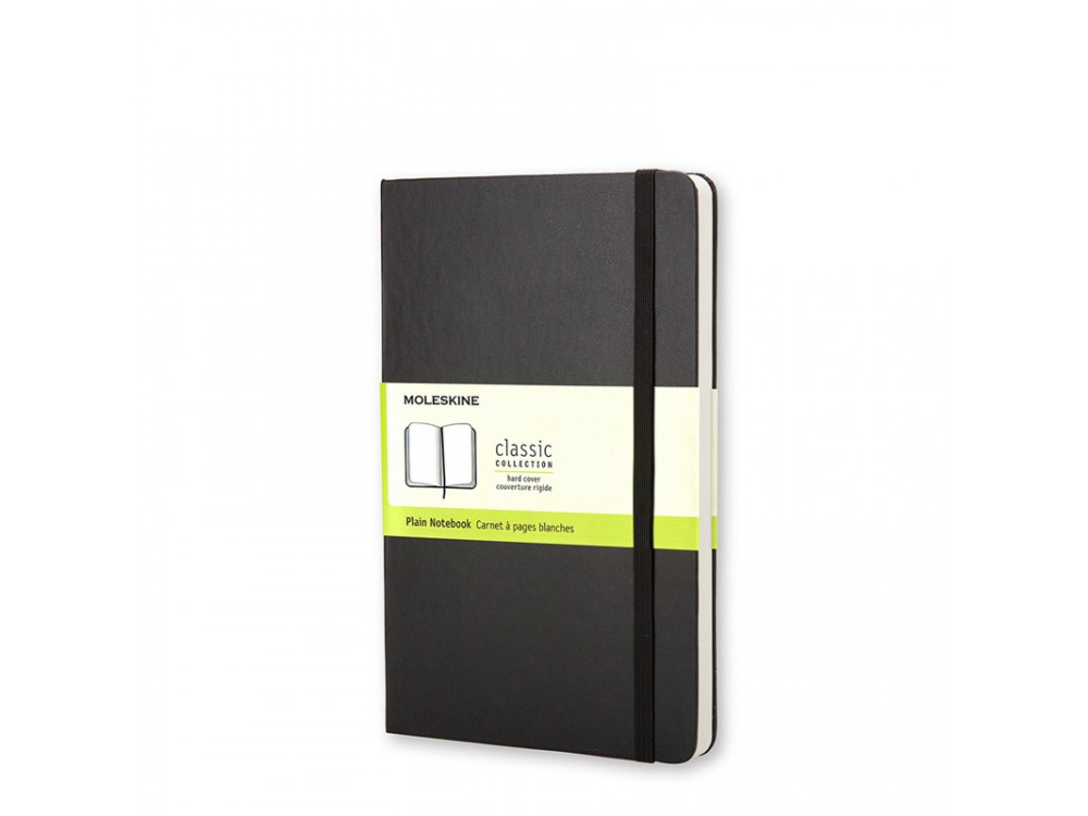 Plain Notebook - Hard - Pocket - Moleskine