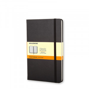 Notatnik Moleskine - Ruled Hard Pocket