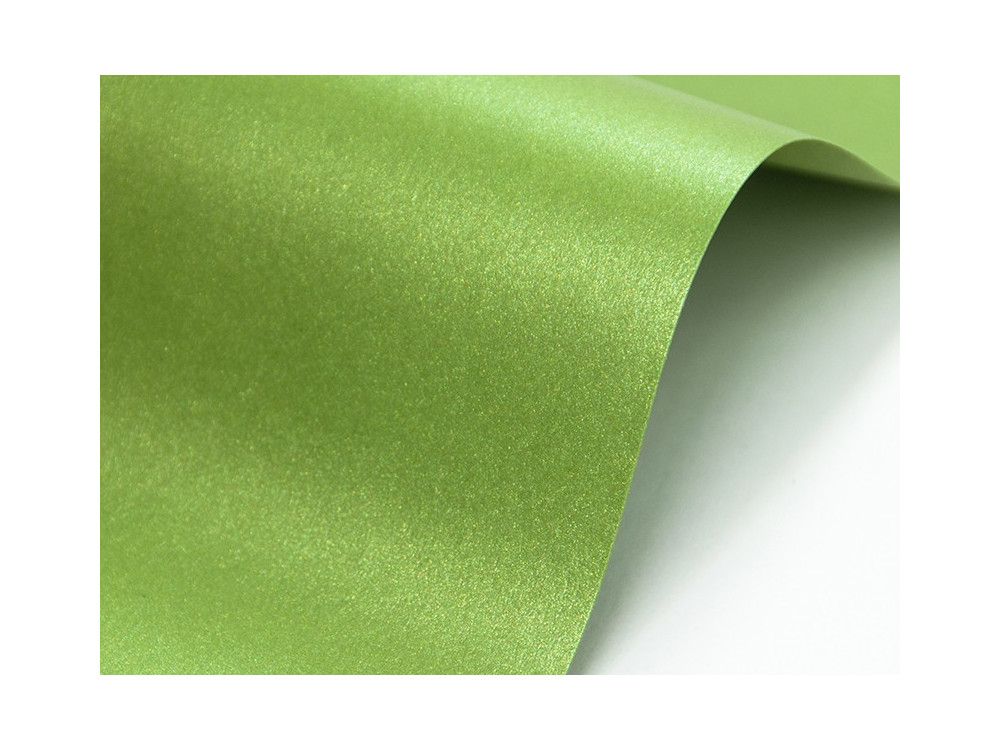 Papier Cocktail 290g - Fabriano - Mojito, zielony, A4, 20 ark.