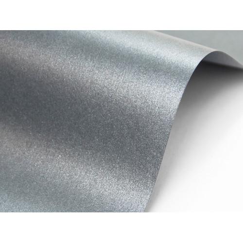 Papier Cocktail 290g - Fabriano - dorian grey, szary, A4, 20 ark.