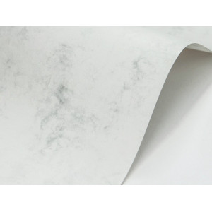 Marble Cover - White