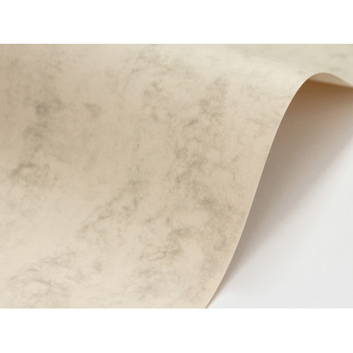 Papier Marble Cover 200g A4 Olympic Ivory 20 ark.