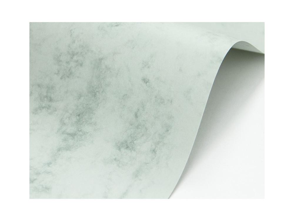 Papier Marble Cover 200g - Spartan Grey, szary, 20 ark.