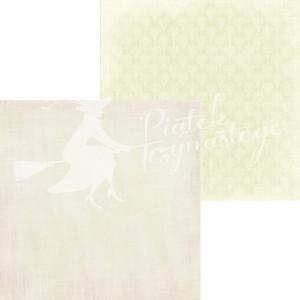 Papier Łagodnie - Śpiew ptaków, 30 x 30 cm