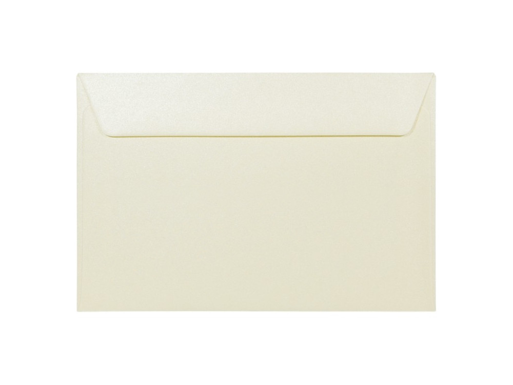 Majestic Pearl Envelope 120g - C6, Candlelight Cream