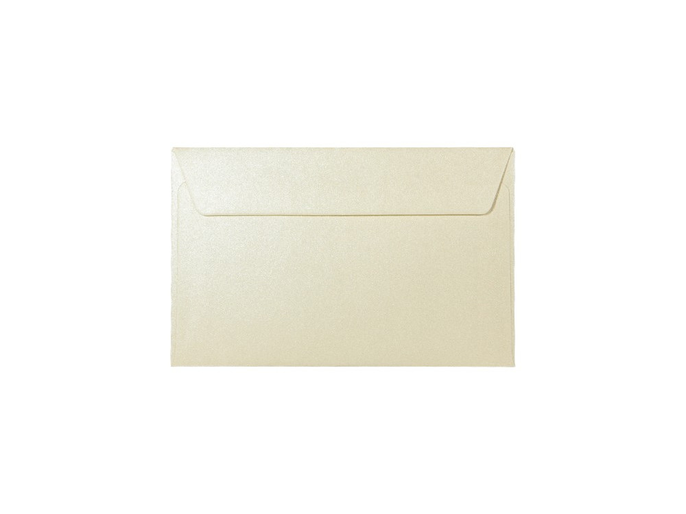 Majestic Pearl Envelope 120g - PA2, Candlelight Cream