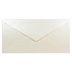 Sirio Pearl Envelope 125g - DL, Oyster Shell, cream