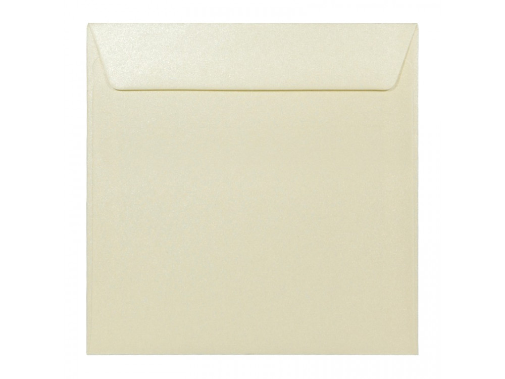Majestic Pearl Envelope 120g - K4, Candlelight Cream
