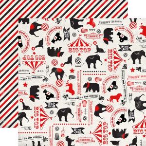 Papier Echo Park - Circus Party - Circus Icons