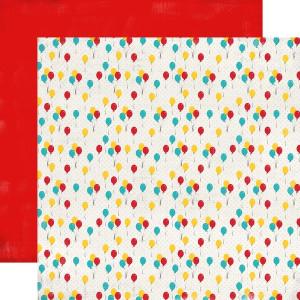 Papier Echo Park - Circus Party - Party Balloons