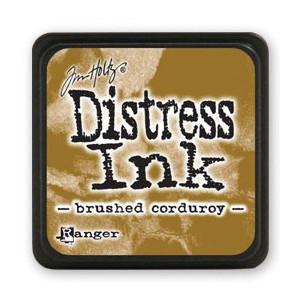 Mini Distress Ink - Poduszka z tuszem - Ranger - Brusted Corduroy