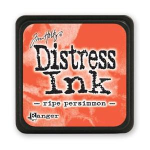 Mini Distress Ink - Poduszka z tuszem - Ranger - Ripe Persimmon