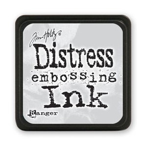 Mini Distress Ink - Poduszka z tuszem do embossingu