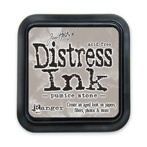 Distress Ink Pad - Poduszka z tuszem - Ranger - Pumice Stone
