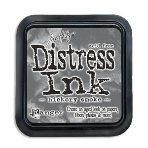 Distress Ink Pad - Poduszka z tuszem - Ranger - Hickory Smoke