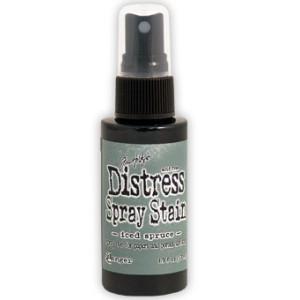 Mgiałka Distress Spray Satin - Iced Spruce