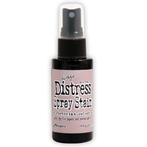 Mgiełka Distress Spray Satin - Victorian Velvet