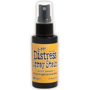 Mgiełka Distress Spray Satin - Wild Honey