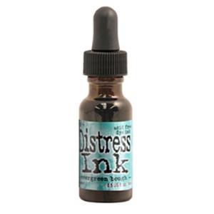 Tusz uzupełniający 14 ml Distress Ink - Evergreen Bough